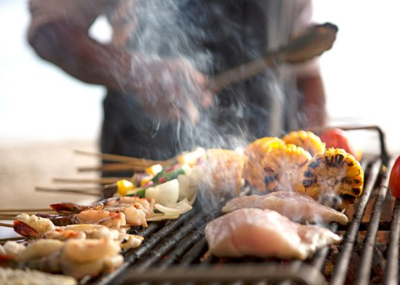 IFF Lifestyle_Outdoor Living_Grilling_Image_Bahamas.com